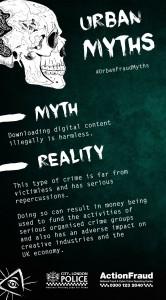 Urban Fraud Myth Intellectual Property