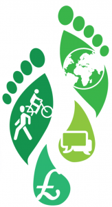 Road Safety Week footprint