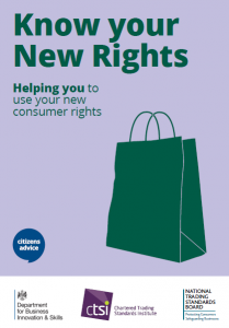 Know your new rights