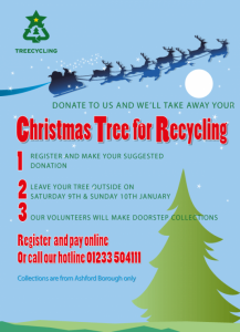 Treecycling poster