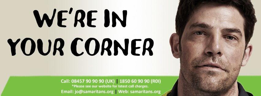We're in your corner