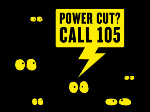 Power Cut Call 105