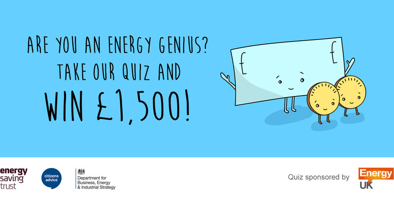 Are you an energy genius?