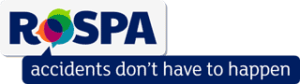 ROSPA Logo Accidents don't have to happen