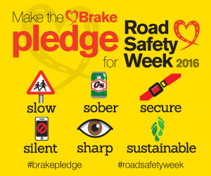 Make the Brake Pledge