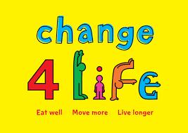 Change4Life Logo