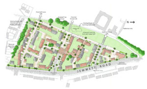 This image may not fully represent the layout of the proposed development